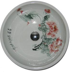 Kunst håndvask – model 2