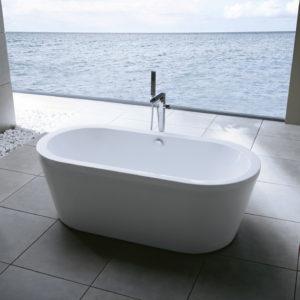 HUA 59 Fritstående badekar