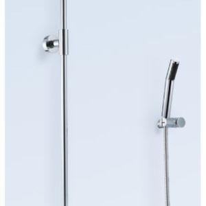HUA 78 To-grebs brussøjle med tallerkenhovedbruser og håndbruser
