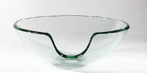 Glas håndvask