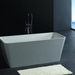 Pari fritstående badekar